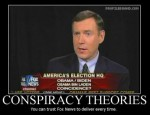 Conspiracy Theories #4: Enough to Write a Book About