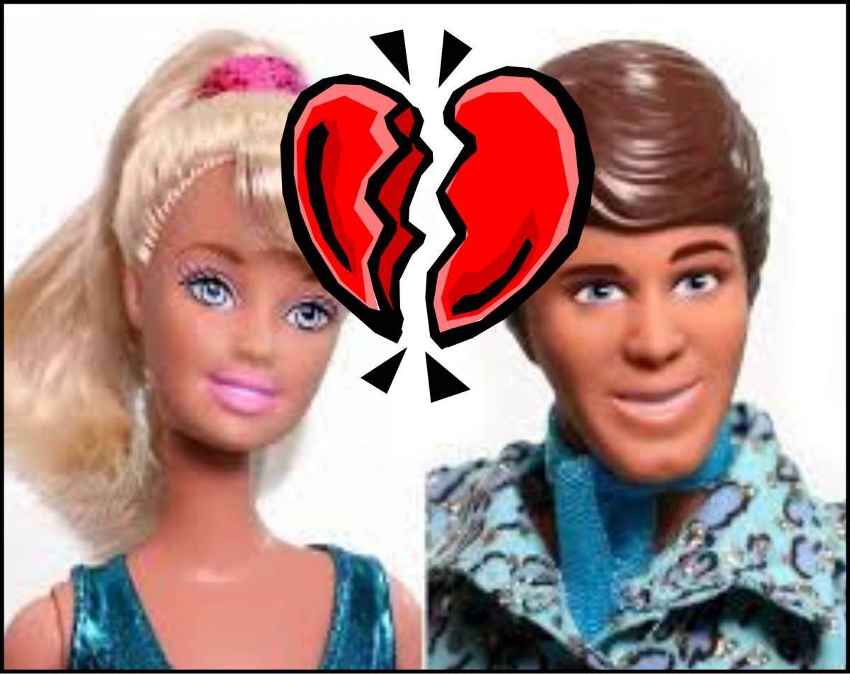 Hollywood Shock Horror: Barbie and Ken are Splitting Up!