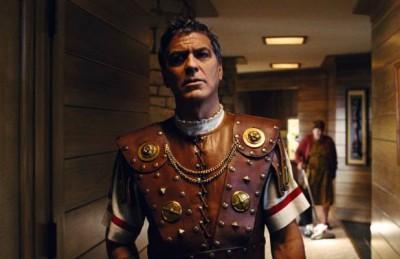 Hail Caesar Clooney