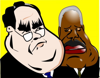 Scalia and Thomas