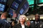 Hillary Reminds Americans Wall Street Bribes Completely Legal