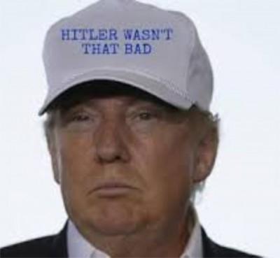 Trump: Hitler Has Gotten a Bum Rap