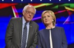 Hillary Promises to Give Bernie Sanders His Positions Back After Primary
