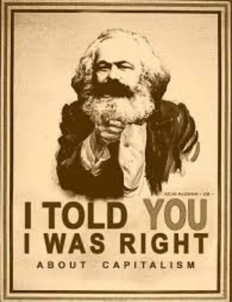 marx analysis of capitalism