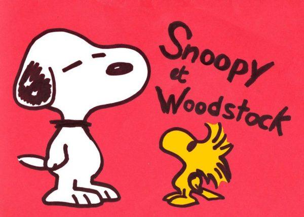 headlines today, snoopy, woodstock