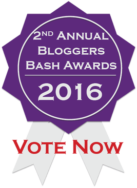 blogger awards finalist