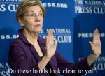 Elizabeth Warren Seeks Professional Help for OCD After Endorsing Clinton