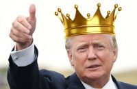 Revealed: Trump Plans for Coronation as King