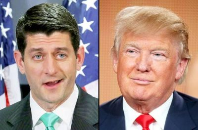 paul ryan, donald trump