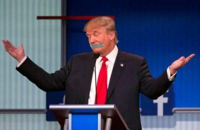 Donald Trump, duct tape