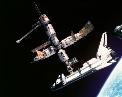 Trump space station