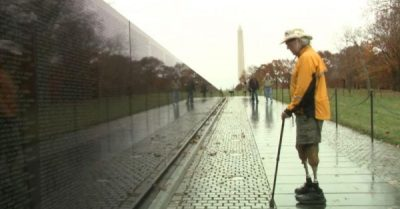 Brian Willson, Vietnam Memorial