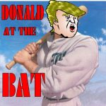 Donald at Debate