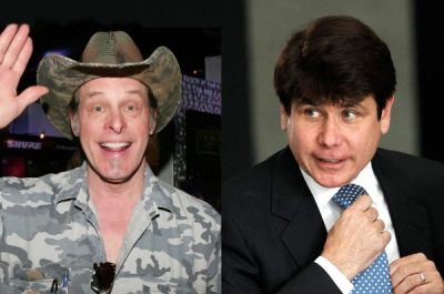 election, ted nugent, rod blagojevich-