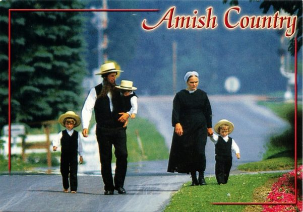 Headlines Today, Amish