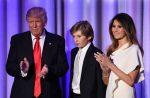 Secretary of State? Trump's 10-Year-Old