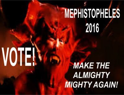 mephistopheles, God, hell, election