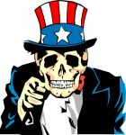 Uncle Sam Says He's Dying