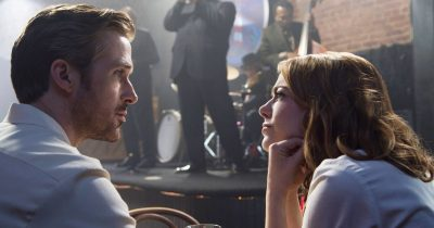 best ten new movies, la la land