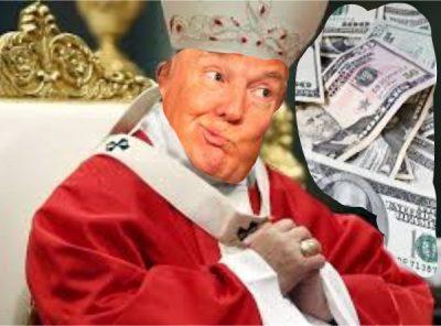 Trump to Sell 'Indulgences'