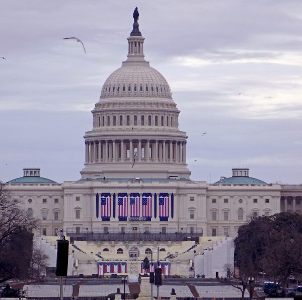 Fake Inauguration Staged in Midst of Fake News Era