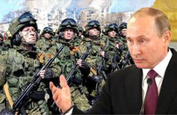 Putin to Attend Trump Inaugural, Accompanied by Two Million Troops, the Russian Air Force and 17 Squadrons of Tanks and Armored Carriers