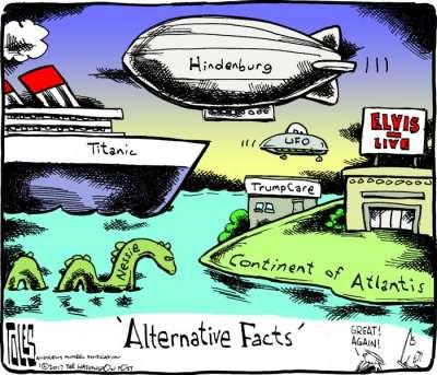Subscription, election, Trump, fake news, alternative facts