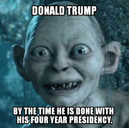 Ready or Not, Here Are More Trump Memes!