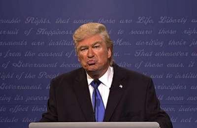 Alec Baldwin as Trump