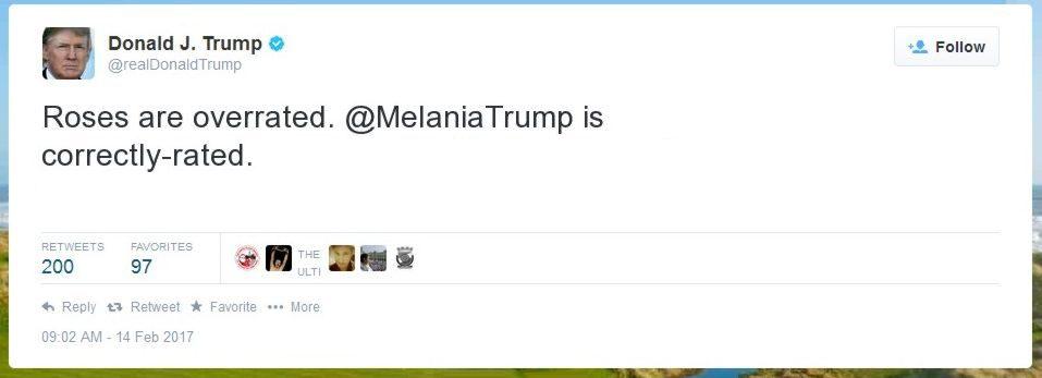 Putin trolls Trump on Twitter