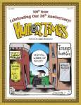 The Humor Times 300th Issue: Celebrating Our 26th Anniversary