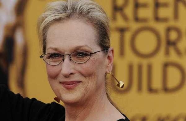 headlines today, Meryl Streep