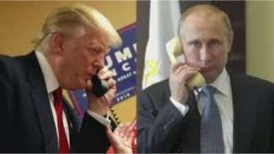 Trump political asylum with Putin in Russia