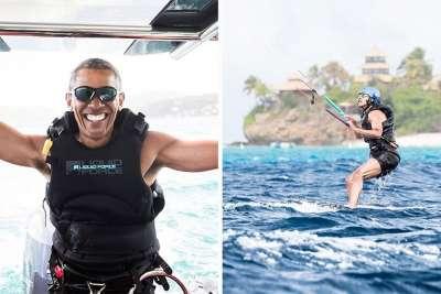 News Headlines of the Future, Obama