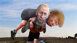 White House, Trump, Putin