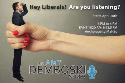 Amy Demboski anti-Muslim radio show