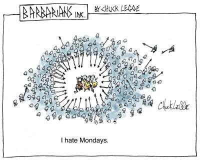 Chuck Legge cartoon