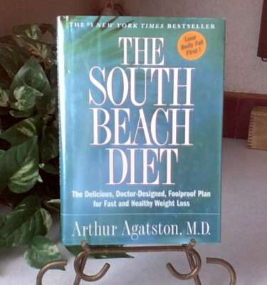 President not reading South Beach Diet