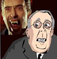 Ancestry.com Confirms Mitch McConnell a 'Direct Descendant' of Dracula
