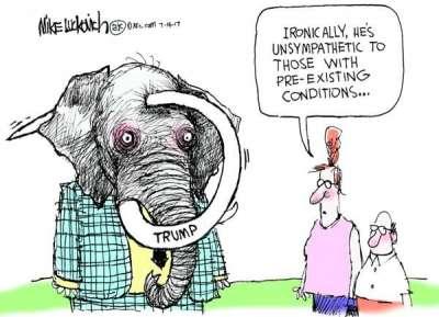 Cartoon app, health care