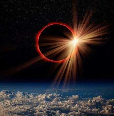Eclipse from God