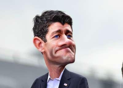 Paul Ryan donkeyhotey