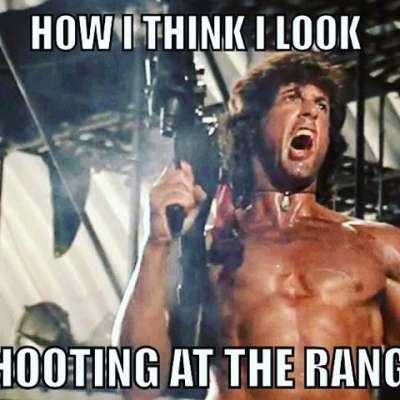 rambo guns