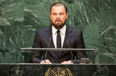 Leonardo DiCaprio Warns Dreamers