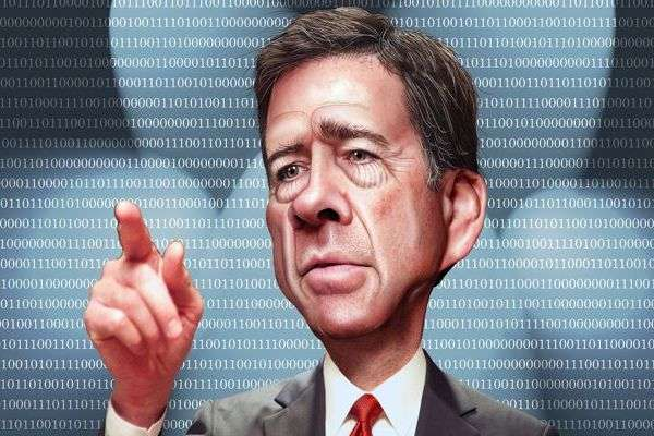 The Jerry Duncan Show: Interview with James Comey