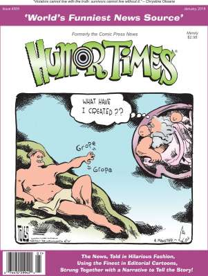 Humor Times magazine