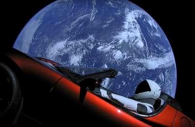 Elon Musk, Starman, Trump