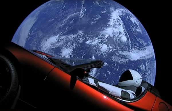 Elon Musk Reveals: Donald Trump is 'Starman,' Now Floating in Space