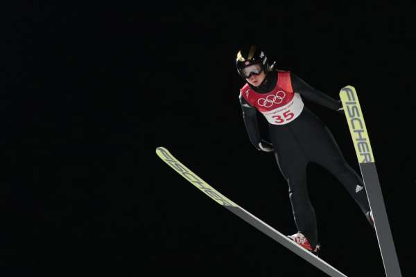 Ski jumping, headlines today