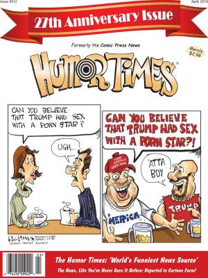 Humor Times 27th Anniversary Issue